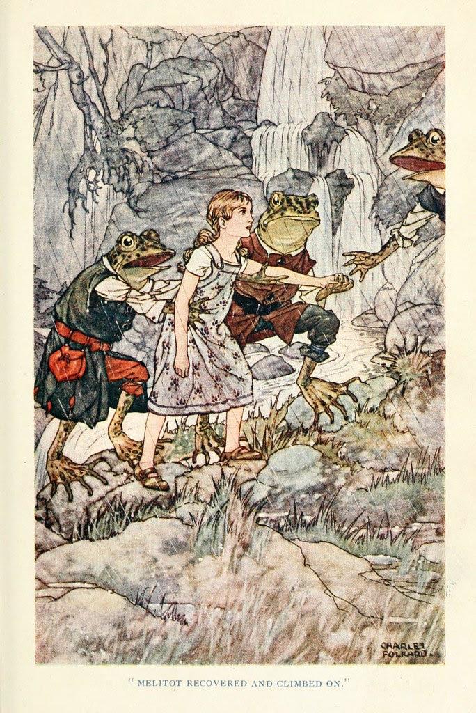 Charles James Folkard - British fairy and folk tales 6