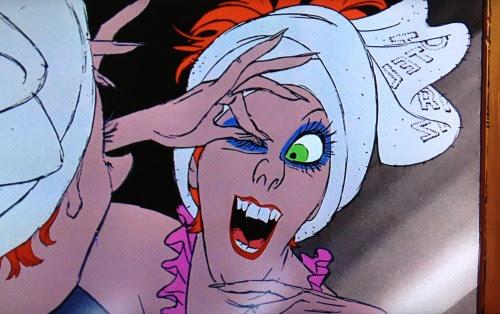 madame medusa disney villain