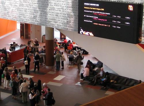 Parliament Foyer
