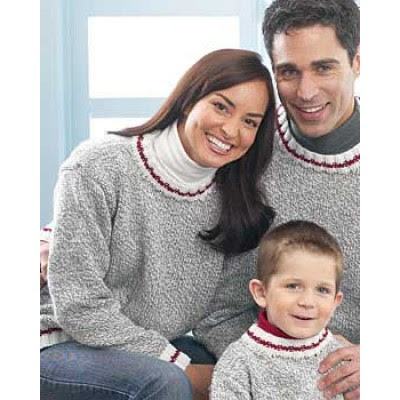 Sweaters for the Family