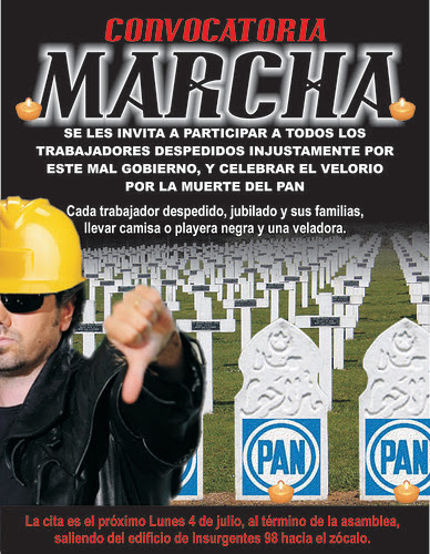 20110629 Cartel Marcha 4 Julio.