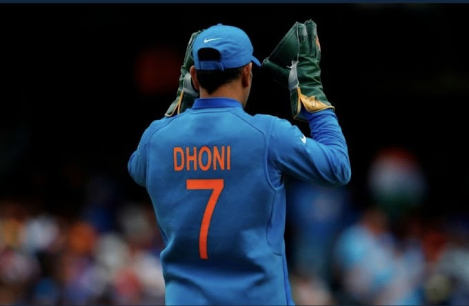 What are the best things you have heard MS Dhoni say from behind the stumps?