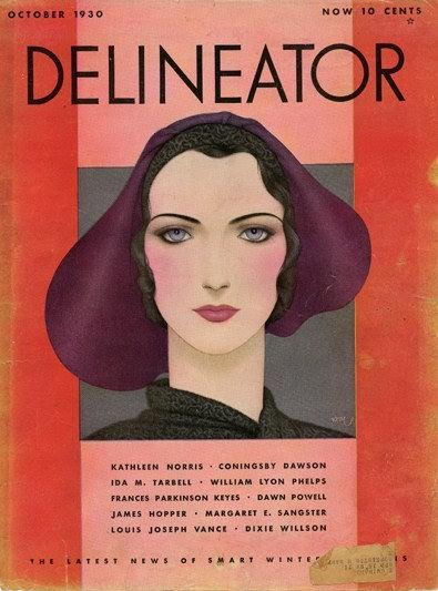 The Delineator, 1930