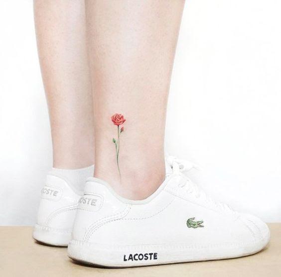 Small Rose Tattoos 30 Beautiful Tiny Rose Tattoo Ideas