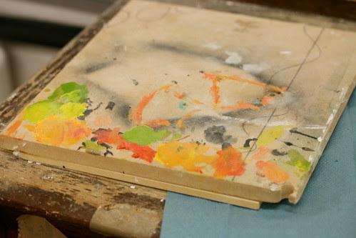 'Matisse's original base