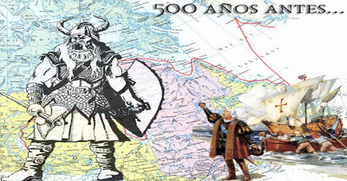 Los Vikingos Descubrieron América 500 Años Antes Que Colón