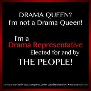 Famous Drama Theatre Quotes