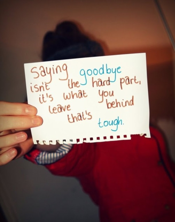 30 Goodbye Quotes