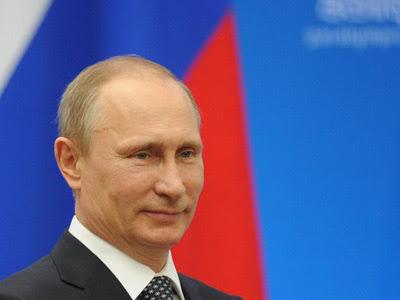El presidente de Rusia, Vladímir Putin. EFE