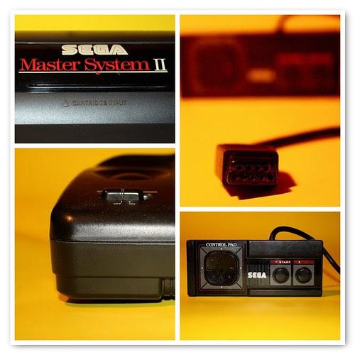 Sega Master System II (1990)