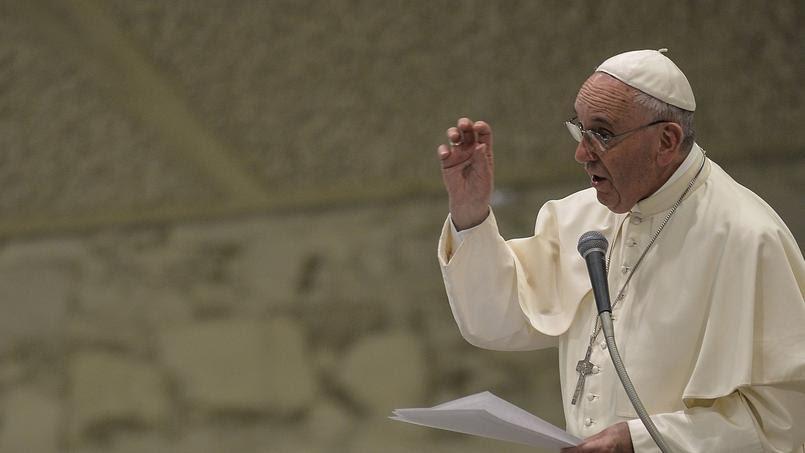 Le Pape le 12 septembre dernier.