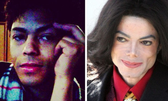 Brandon Howard claims he is the son of Michael Jackson