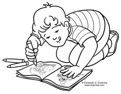 querkle coloring book pages - photo#20