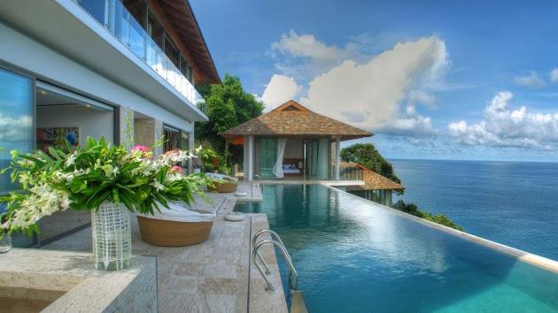 The Breathtaking Views of Liberty Villa in Phuket, Thailand | Home ...