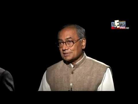 Digvijay Singh Interview Dr. Mukesh Kumar