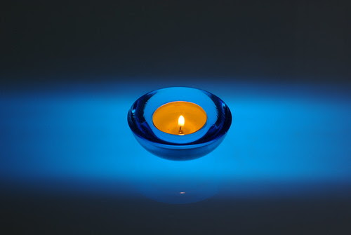 Candle light - IMGP1925