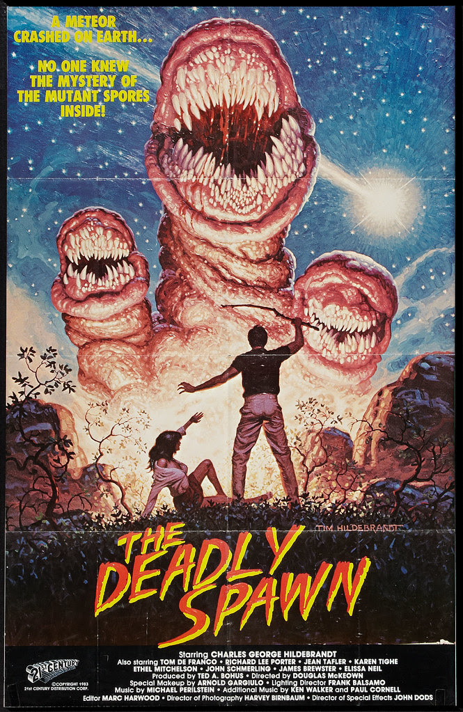 The Deadly Spawn (21st Century, 1983)