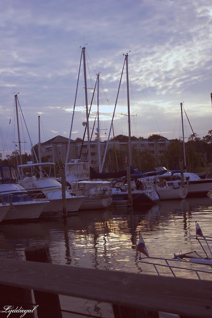 toned boats