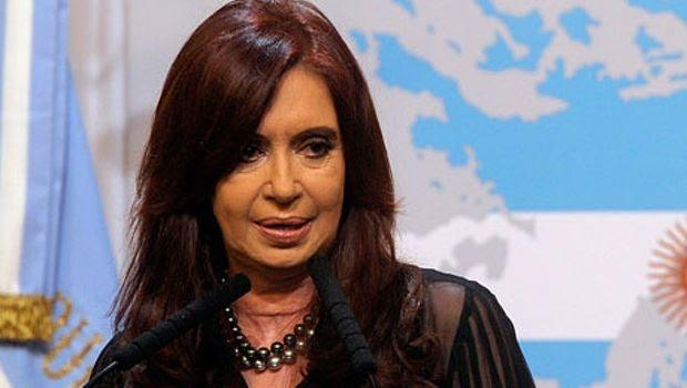 Gli argentini sanno perché i greci hanno votato no. Cristina Fernández de Kirchner