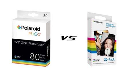 Polaroid Pogo Photo Paper For Polaroid Z2300 Camera