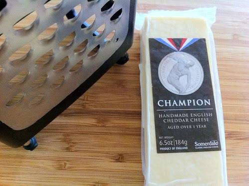 Aged English Cheddar Cheese