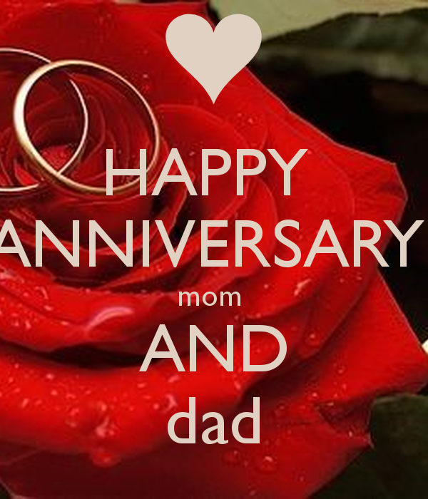 Happy Anniversary Mom And Dad Pictures Photos And Images For