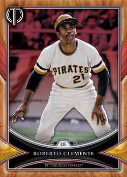 2018 Topps Tribute Baseball Roberto Clemente