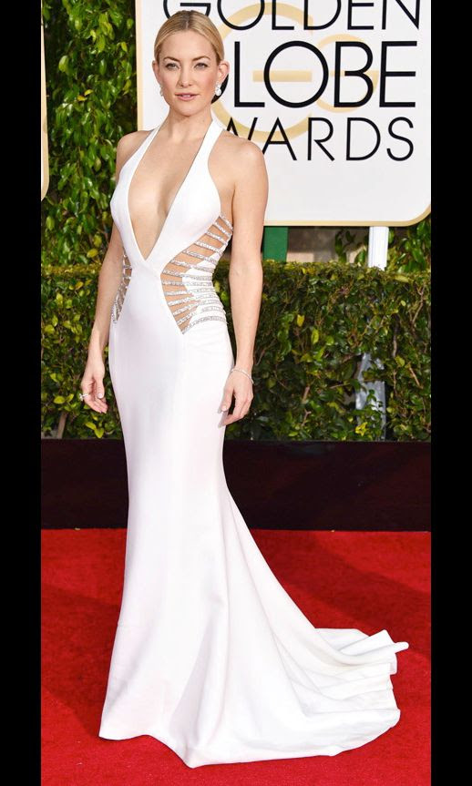 5 Le Fashion Blog 5 Best Golden Globe Awards 2015 Looks Style Red Carpet Kate Hudson White Low Cut Atelier Versace Gown photo 5-Le-Fashion-Blog-5-Best-Golden-Globes-2015-Looks-Style-Kate-Hudson-White-Low-Cut-Atelier-Versace-Gown.jpg