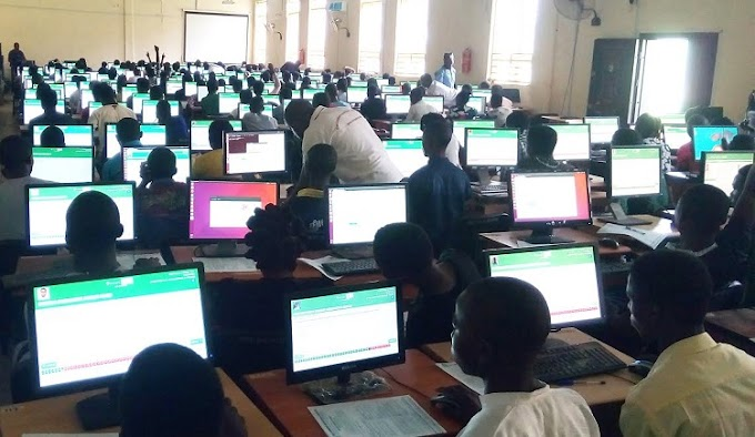 Nigeria's Exam Board, JAMB Suspends 25 Centres In Abuja, Lagos, 10 Others Over Poor Performances