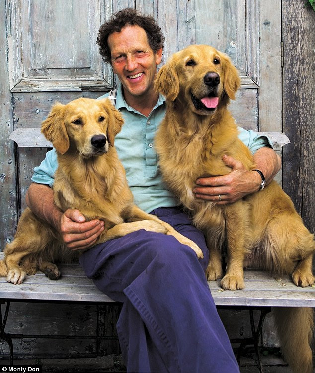 Afbeeldingsresultaat voor bbc gardeners world monty dog