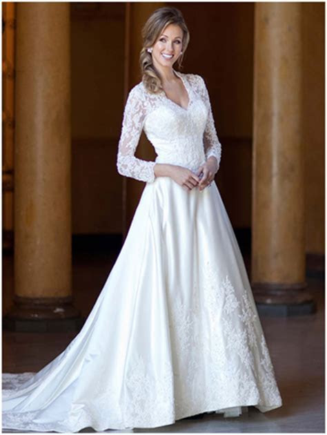 Elegant Winter Wedding Dresses for Brides   Ohh My My
