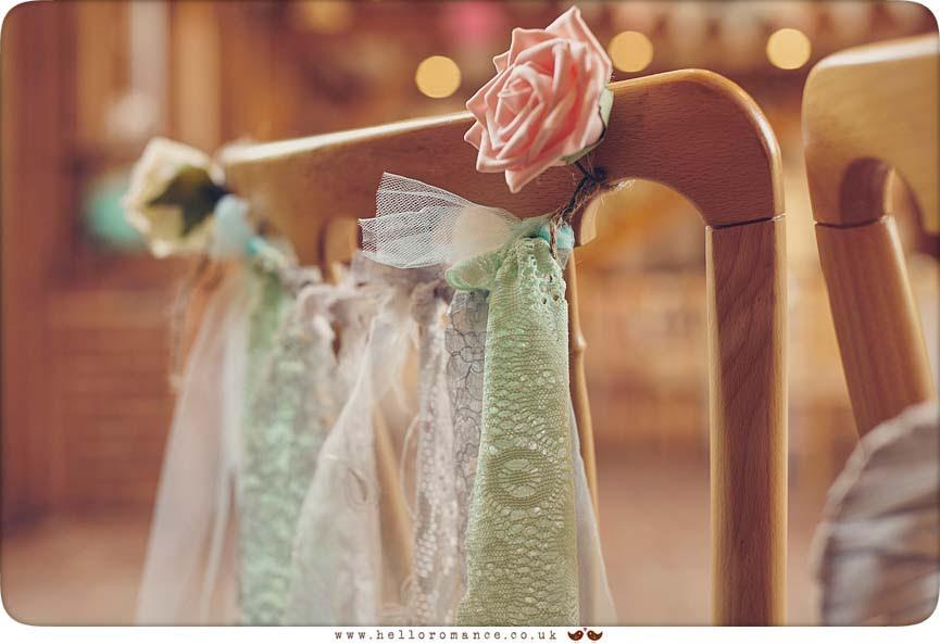 DIY Wedding decorations - www.helloromance.co.uk