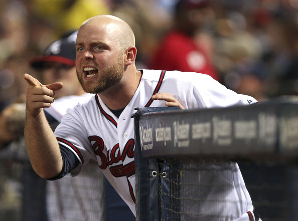 Brian McCann is the type of player the yanks could look to sign if ARod is suspended in 2014