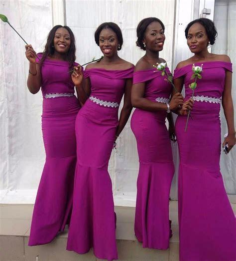 2017 South Africa Short Sleeves Long Bridesmaid Dresses