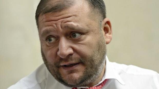 Михайло Добкін. Фото:BBC