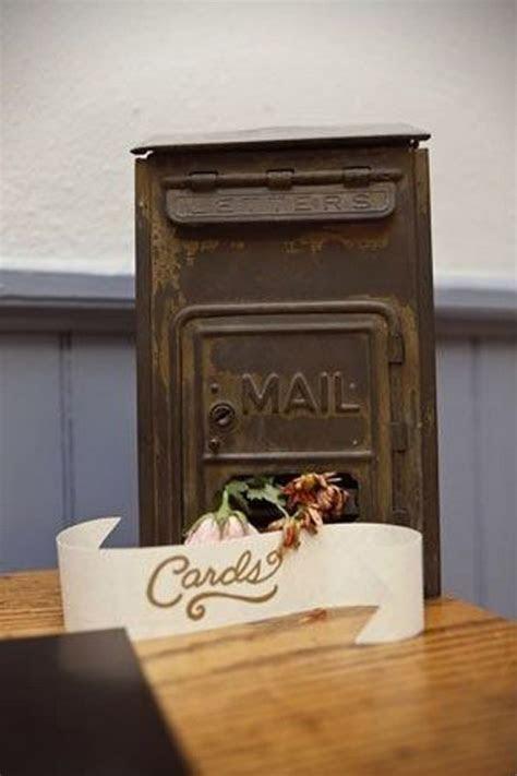 50 Charming Mailbox Wedding Décor Ideas ? Page 8 ? Hi Miss