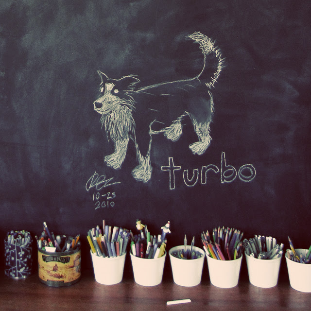 Chalk Turbo