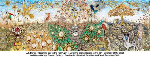 "J.T. Burke - ""Beautiful Day in the Park"", 2011 by artimageslibrary"