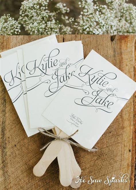 Team Wedding Blog Free Wedding Program Templates and Ideas