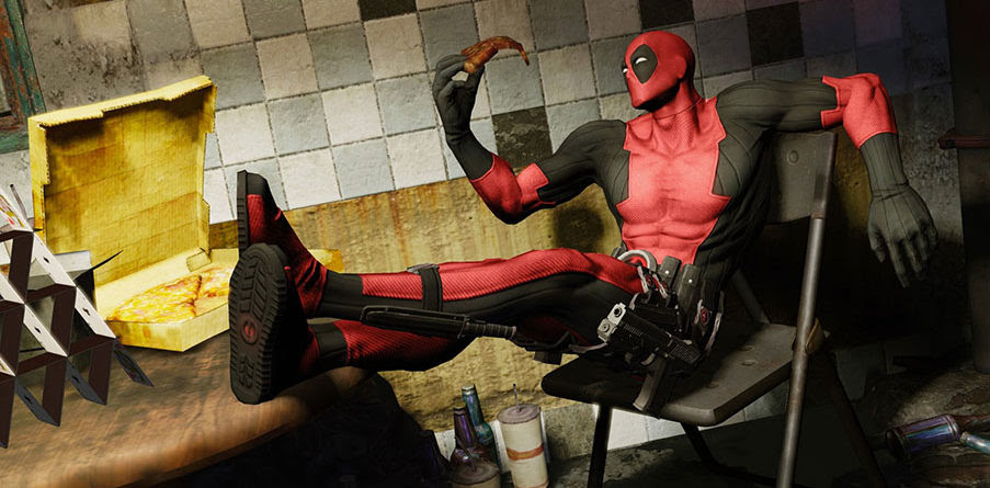 Image result for deadpool game