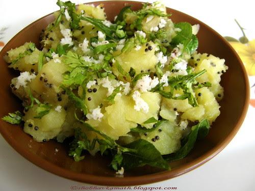 Sweet Potato Dish - Daadau