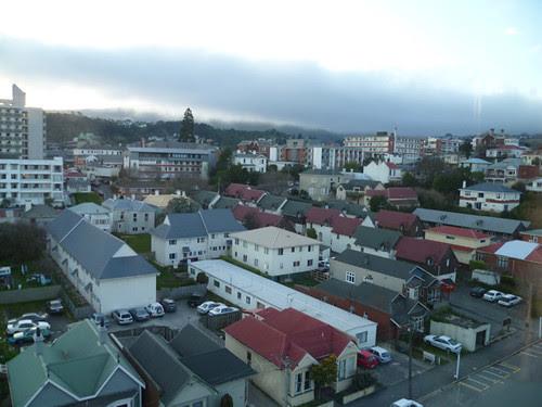 Dunedin from the Polytech