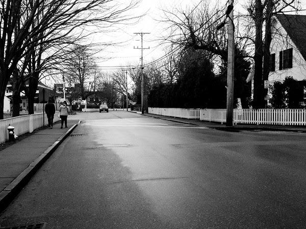 Edgartown, upper main street, bicycles, bike lanes, safety