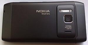 English: Nokia N8