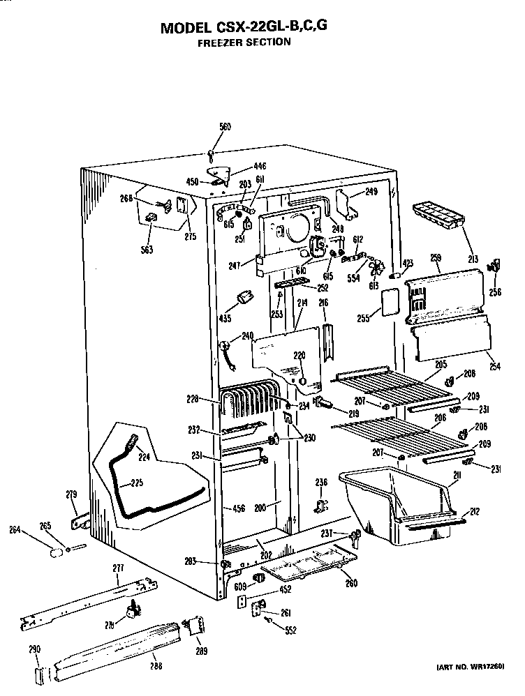 27 Hotpoint Refrigerator Parts Diagram