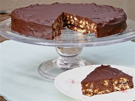 Royal Chocolate Biscuit Cake   A Well Seasoned Kitchen