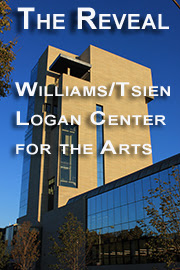 The Reveal: Tod Williams and Billie Tsien's Reva and David Logan Center for the Arts at the University of Chicago