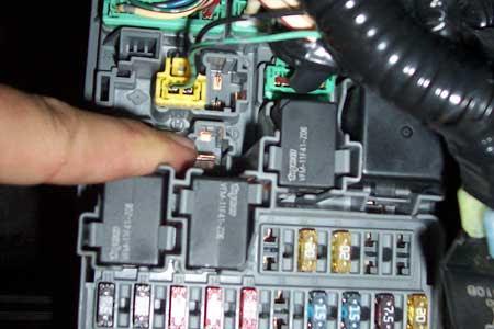 Honda Civic Honda Civic 12v Power Outlet Fuse