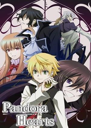 Pandora Hearts [25/25] [HDL] 100MB [Sub Español] [MEGA]