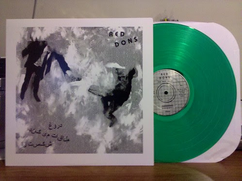 Red Dons - Fake Meets Failure LP - Green Vinyl by factportugal